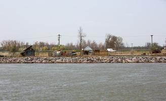 Propriété le long du Danube