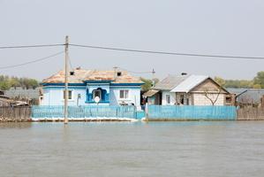 Habitation près du Danube
